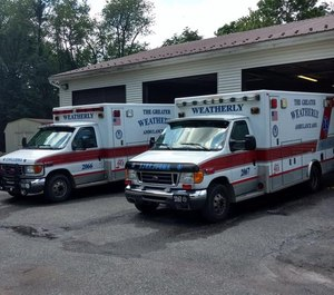 Last fall, an ambulance association representative said it was running at a $75,000 annual shortfall, and had enough money to operate for another year.