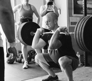 Bodybuilding exercises may help officers get stronger and look better but in the field, an officer will never be on a flat, stable surface with a weight belt, lifting straps and a spotter, (Photo/Pixabay)