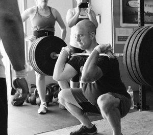 Bodybuilding exercises may help officers get stronger and look better but in the field, an officer will never be on a flat, stable surface with a weight belt, lifting straps and a spotter,