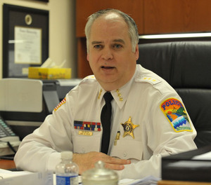 Riverside police Chief Tom Weitzel and several other police and fire chiefs have asked Governor JB Pritzker for an emergency authorization providing first repsonders with the addresses of confirmed COVID-19 cases.