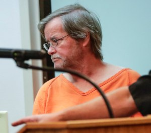 Henry West is charged with killing one person and wounding two others at a cemetery where he once worked rigged his apartment and a house next door with explosives that could have killed police and neighbors.