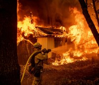 At least 9 dead in Northern Calif. wildfire