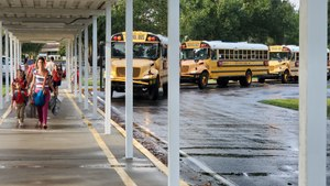 """It is still remarkably unclear what a return to school in the fall will look like for most of the nation's students. """"There are a lot more questions than there are answers,"""" said Senator Patty Murray (D-Wash.) at a recent hearing of the HELP Committee in Washington. Image: Jeffrey S. Solochek/Tampa Bay Times via TNS"""