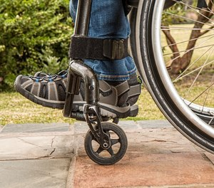 There's a good chance your officers don't have any disability coverage, so they and their families need to be aware of the risk of catastrophic financial loss.