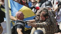 White nationalist groups sue Va. city, police