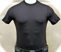 Moisture Management T-shirts keep officers comfortable