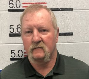 William Russ, 58, a former paramedic, was indicted on two counts of sexual battery and two counts of false imprisonment for allegedly sexually assaulting a woman while on duty.