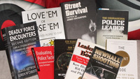 Worth every minute: Books, tactics and training for police leaders