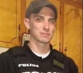 Officer Jackson Winkeler was shot and killed Sunday morning during a traffic stop on Florence Regional Airport Property.