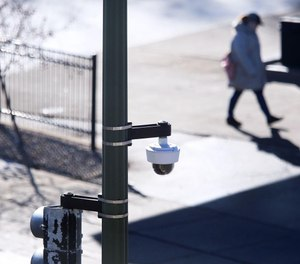 The Madison Police Department has registered over 500 cameras and has partnered with Amazon's community-policing app. (Photo/TNS)