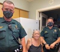 Fla. deputies replace elderly woman's broken fridge