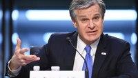 FBI chief calls Jan. 6 'domestic terrorism,' defends intel