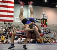 Ga. paramedic to open wrestling academy