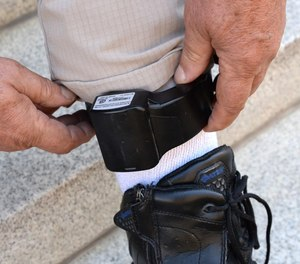 Under stricter stay-at-home orders due to COVID-19, people who don't comply with quarantine orders issued by local health departments could be charged with a misdemeanor and ordered to wear an ankle monitor. (Photo/TNS)