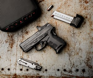 Springfield Armory's XD-S Mod 2 OSP has a very intuitive operation.