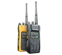 Harris Corp.  showcases new portable radio at IACP 2015