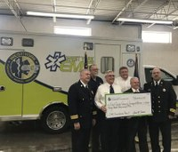 3 Pa. EMS agencies merge with help from grant