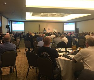 EMS leaders learn about new payment models at the 2017 EMS Transformation Summit.