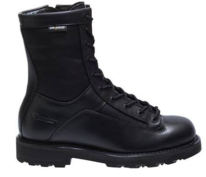 Durashocks 8 inch Side Zip Boot. (Photo/Bates)