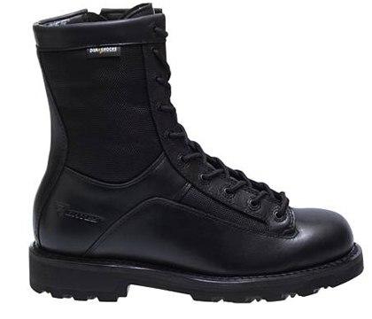Durashocks 8 inch Side Zip Boot.