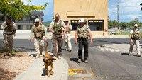 Scenario-based training tests Ariz. correctional officers, K-9s