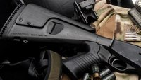 Tactical stock for Mossberg 930 offers minimal length of pull