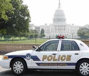 The Capitol Police will enter their redesigned vehicles into a national contest.