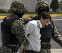 Wiretaps, aides led to arrest of Mexican drug lord