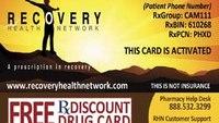 Discount drug cards aim to reduce recidivism