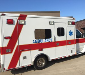 """""""Right now, our volunteers are on scene 25 to 30 minutes before we get an ambulance from Watertown,"""" EMS Capt. Heather Lipczynski of Chaumont Fire Department said. """"Sometimes it's longer."""""""