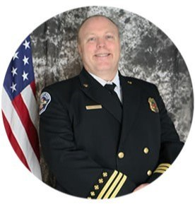 Deputy Chief Scott Dorsey