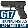 Glock® Licensed G17 Gen.3 Airsoft Training Pistol