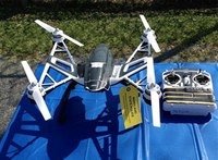 2 arrested in plot to fly contraband into prison with drone