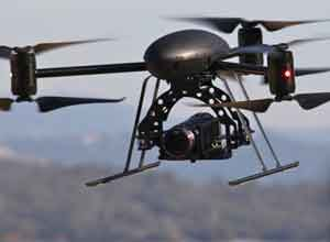 Photo Draganfly.com The Drone, UAV or UAS (unmanned aerial vehicle, or unmanned aerial system) has become an essential piece of military technology and could offer great benefits to public safety.