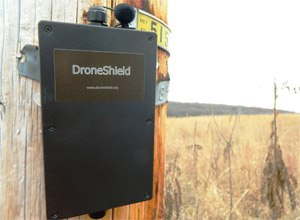 (Photo courtesy of DroneShield)