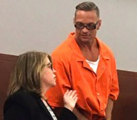 Nev. death row inmate placed on suicide watch