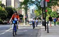 Exercise Opportunities are Part of Designing Healthy Cities