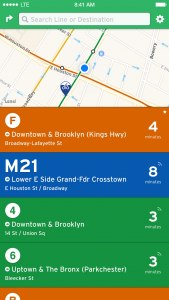 The Transit app has new features that destress public transit commutes.