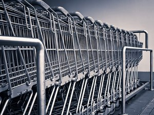 Big box stores are great for more than just household necessaries. Image: Unsplash