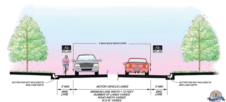 Mobile's planned bike lane will connect the city's larger vision for a pedestrian-friendly downtown.