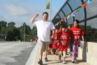 Mayors Lead Community Walks for Heart Disease Awareness