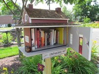 Little Free Libraries Encourage Communities to Read