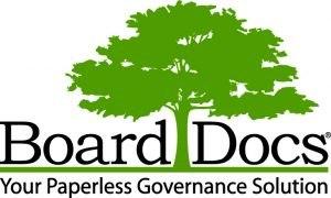 Sponsored by BoardDocs