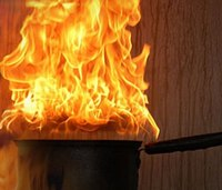 How to Extinguish Holiday Cooking Fires & Injuries in Your Community