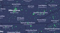 People Map: Local Leaders Don't Make Wikipedia's Top Searches