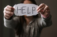 Don't make intimate violence victims look for help