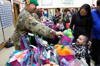 National Guard Brings Holiday Joy to Beleaguered Alaska Village