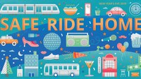 Cities get creative to offer free rides home on New Year's Eve