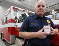 Opioid Crisis: Akron Paramedics Leave Behind Lifesaving Naloxone With Patients, Family Members