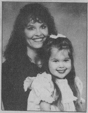 Dawn Jolly and daughter Brandi
